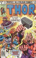 Thor (1962-1996 1st Series) UK Edition 286UK