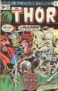 Thor (1962-1996 1st Series) UK Edition 241UK
