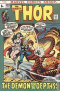 Thor (1962-1996 1st Series) UK Edition 204UK