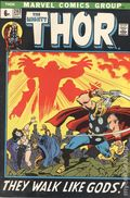 Thor (1962-1996 1st Series) UK Edition 203UK