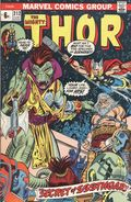 Thor (1962-1996 1st Series) UK Edition 212UK