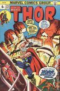 Thor (1962-1996 1st Series) UK Edition 215UK