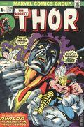 Thor (1962-1996 1st Series) UK Edition 220UK