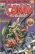 Conan the Barbarian (1970) UK Edition 42UK