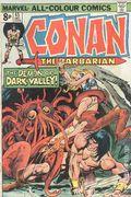 Conan the Barbarian (1970) UK Edition 45UK