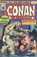 Conan the Barbarian (1970) UK Edition 46UK