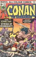 Conan the Barbarian (1970) UK Edition 47UK