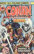 Conan the Barbarian (1970) UK Edition 48UK
