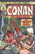 Conan the Barbarian (1970) UK Edition 50UK