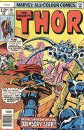 Thor (1962-1996 1st Series) UK Edition 261UK