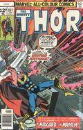 Thor (1962-1996 1st Series) UK Edition 267UK