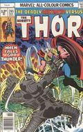 Thor (1962-1996 1st Series) UK Edition 265UK