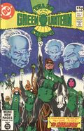 Tales of the Green Lantern Corps (1981) UK Edition 1UK