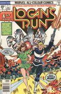 Logan's Run (1977 Marvel) UK Edition 1UK