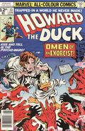 Howard the Duck (1976 1st Series) UK Edition 13UK