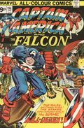 Captain America (1968 1st Series) UK Edition 196UK