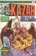 Ka-Zar (1974) UK Edition 15UK