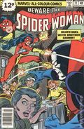 Spider-Woman (1978-1983 1st Series) UK Edition 11UK