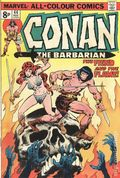 Conan the Barbarian (1970) UK Edition 44UK