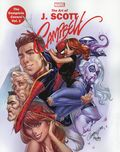 Marvel Monograph: The Art of J. Scott Campbell SC (2019 Marvel) The Complete Covers 1-1ST