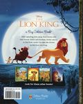 Disney The Lion King HC (2019 A Big Golden Book) 1-1ST