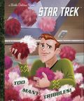 Star Trek Too Many Tribbles HC (2019 A Little Golden Book) 1-1ST