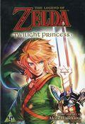 Legend of Zelda Twilight Princess GN (2017- A Viz Digest) 5-1ST