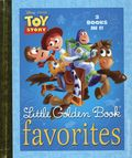 Disney-Pixar Toy Story Little Golden Books Favorites HC (2019 GB) 1-1ST