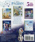 Disney Frozen Little Golden Book Library HC Set (2019 Golden Books) SET-01