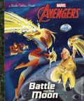 Avengers Battle on the Moon HC (2019 A Little Golden Book) 1-1ST