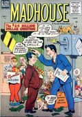 Madhouse (1957 Ajax 2nd series) 1
