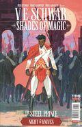Shades of Magic The Steel Prince (2018 Titan Comics) 7A
