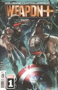 Wolverine and Captain America Weapon Plus (2019) 1A