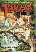 Tarzan and the Revolution HC (2019 An ERB, Inc. Novel) The Wild Adventures of Edgar Rice Burroughs 1-1ST