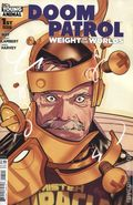 Doom Patrol Weight of the Worlds (2019) 1B