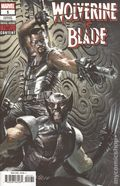 Wolverine vs. Blade Special (2019 Marvel) 1C