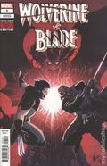 Wolverine vs. Blade Special (2019 Marvel) 1B