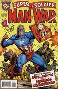 Super Soldier Man of War (1997) 1DF.SIGNED