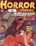 Horror Stories (1935-1941 Popular) Pulp Vol. 10 #1UK