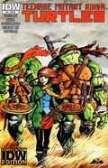 Teenage Mutant Ninja Turtles (2011 IDW) 45CON