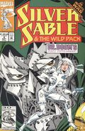 Silver Sable and the Wild Pack (1992) 4