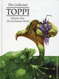 Collected Toppi HC (2019- Lion Forge) 1-REP