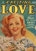 Exciting Love (1941-1958 Better Publications) Pulp Vol. 14 #3