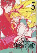 Alice in Murderland HC (2015- Yen Press) 5-1ST
