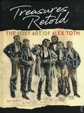 Treasures Retold The Lost Art of Alex Toth HC (2019 IDW) 1-1ST