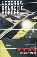 Legend of the Galactic Heroes SC (2016- A Viz Novel) 9-1ST