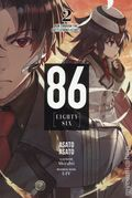 86 Eighty-Six SC (2019 A Yen On Light Novel) 2-1ST