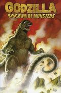 Godzilla Kingdom of Monsters TPB (2019 IDW) Complete Collection 1-1ST