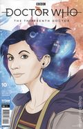 Doctor Who the Thirteenth Doctor (2018 Titan) 10A
