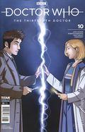Doctor Who the Thirteenth Doctor (2018 Titan) 10C
